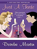 Just A Taste (New York Blades, #6)