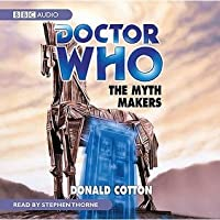 Doctor Who: The Myth Makers (Classic Novels)