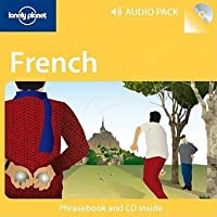 Lonely Planet Audio Pack: French Phrasebook