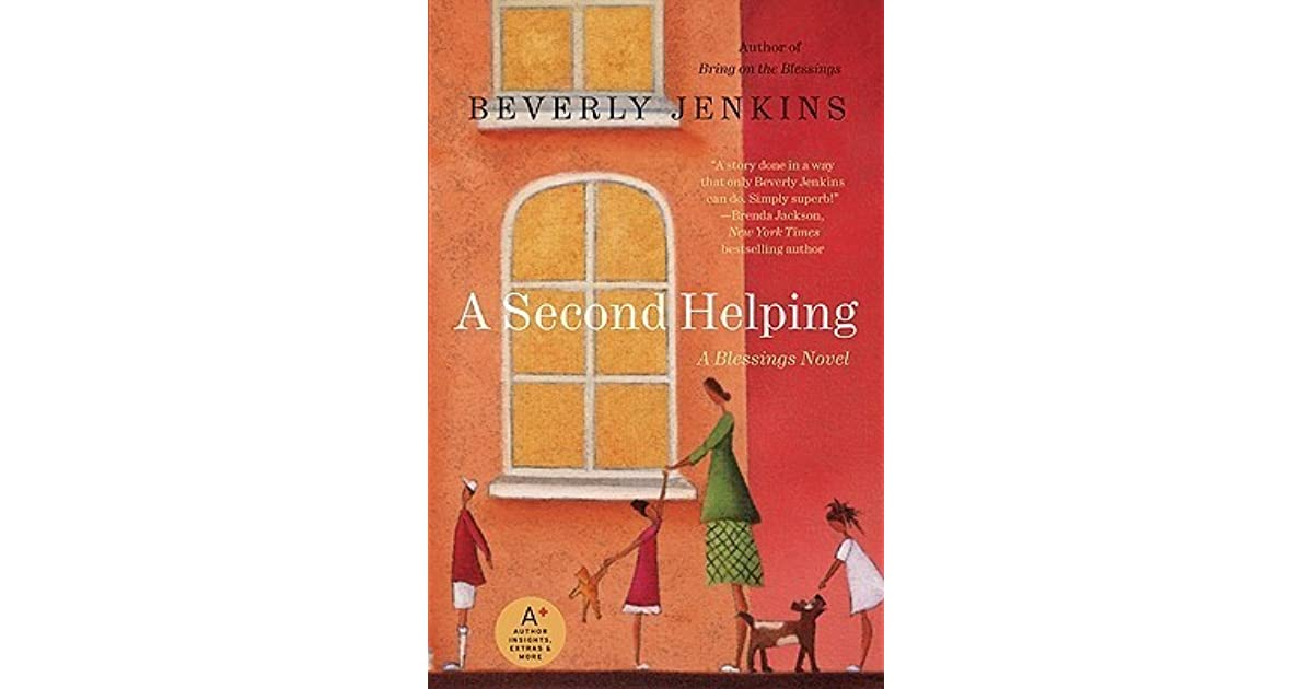 A Second Helping By Beverly Jenkins Reviews Discussion border=