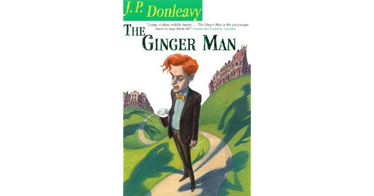 The Ginger Man By J P Donleavy Reviews Discussion border=