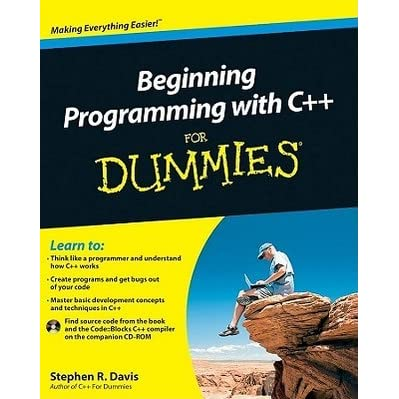 beginning programming with c++ for dummies pdf
