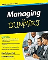 Managing For Dummies (For Dummies