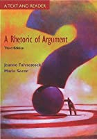 A Rhetoric of Argument: Text and Reader with Catalyst Access Card