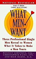 What Men Want: Three Professional Men Reveal What it Takes to Make a Man Yours