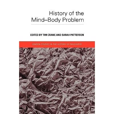 the mind body problem discussion Up to the present time, the problem of body and mind belonged to the domain of  philosophy that is, it was discussed in terms of epistemology or metaphysics.