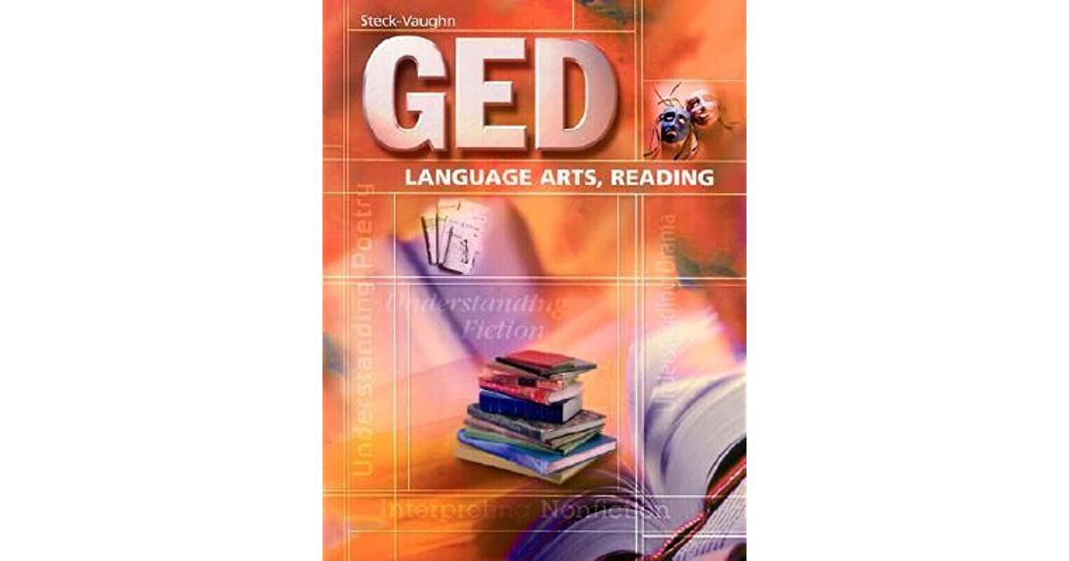 ged test skill builder language arts reading