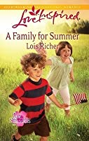 A Family for Summer (Love for All Seasons, #2)