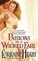 Passions of a Wicked Earl (London's Greatest Lovers #1)