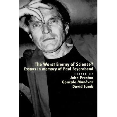 essay on science our friend or enemy Science and religion are not enemies the point of the essay is that science and religion are natural allies science and religion ought to be friends.