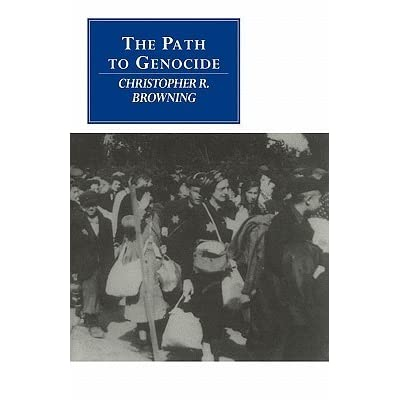 essay final genocide launching path solution Encuentra the path to genocide: essays on launching the final solution (canto) de christopher r browning (isbn: 9780521417013) en amazon envíos gratis a partir de.