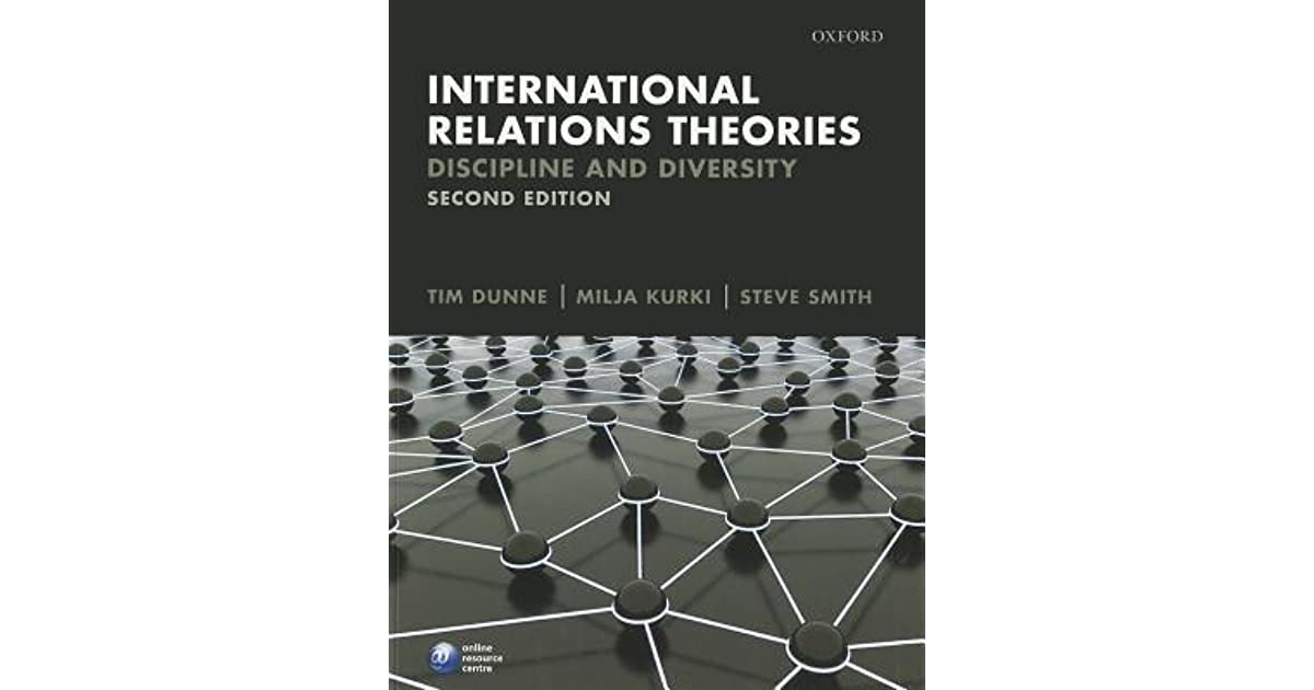 international relations an academic discipline Academic discipline charged with theorizing this world, international re- lations (ir), has only recently made a place for feminist analysis, and then only grudgingly.