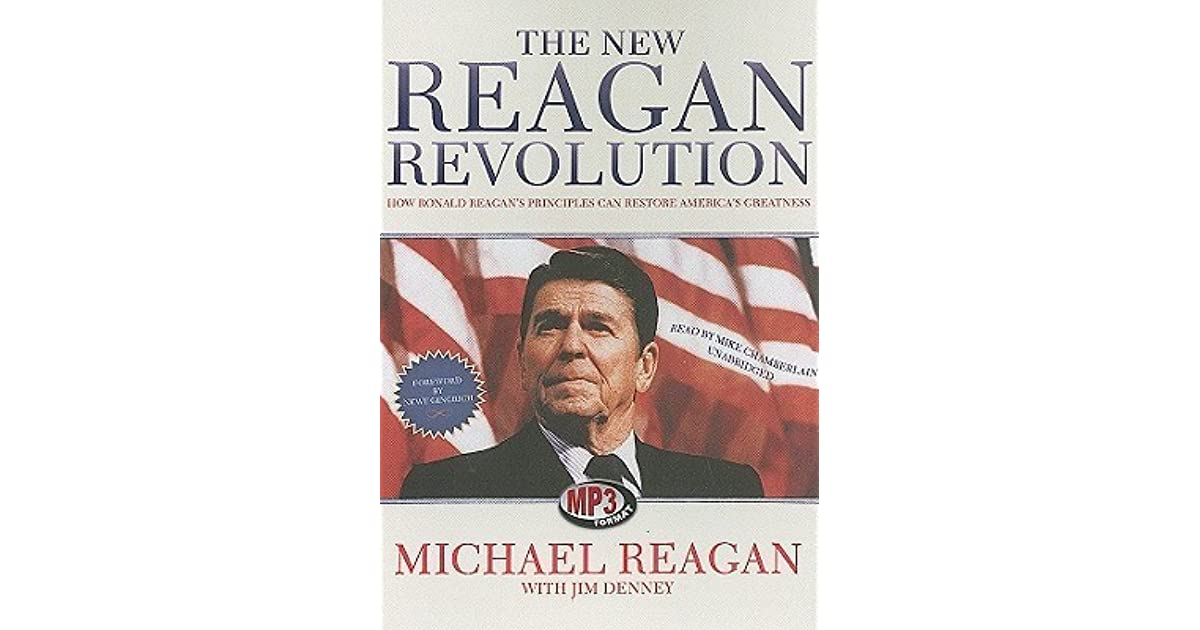 The new deal and reagan