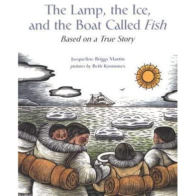 The lamp the ice and the boat called fish based on a for Fish call review