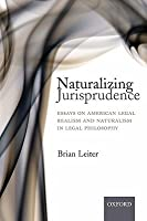 Naturalizing Jurisprudence: Essays on American Legal Realism and Naturalism in Legal Philosophy