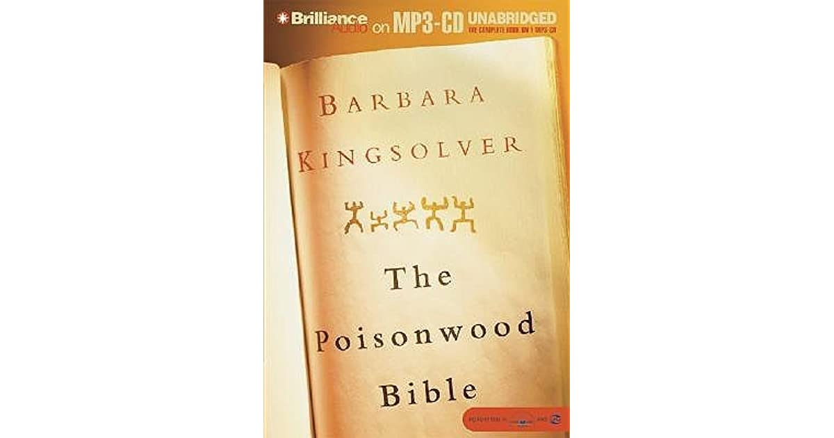a review of the story of the poisonwood bible The poisonwood bible has never been made into a movie, and one has not been planned at this point there are no movies in preproduction that have been.