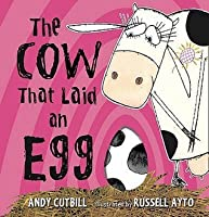 The Cow That Laid An Egg (Book & Cd)