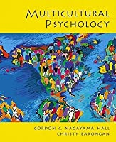 Multicultural Psychology- (Value Pack W/Mysearchlab)