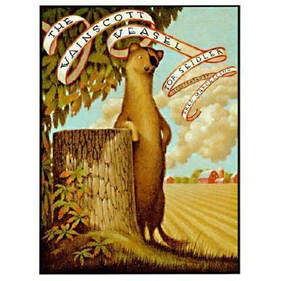 Book Review: Weasels by Elys Dolan | Mboten
