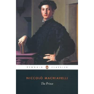 the prince machiavelli book report View essay - the prince book report from govt 300 at elsie allen high stephanie ostendorf the prince, by niccol machiavelli the prince, by niccol machiavelli, was.