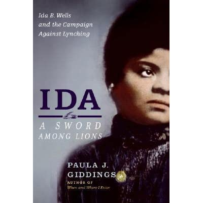 the anti lynching campaign of ida b wells during the post reconstruction era