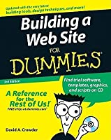 Building a Web Site for Dummies [With CDROM]