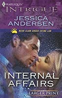 Internal Affairs (Bear Claw Creek Crime Lab, #6)