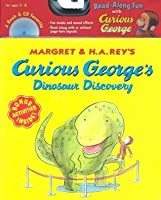 Curious George's Dinosaur Discovery Book and CD