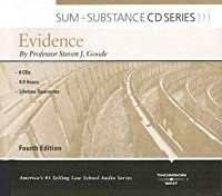 Sum & Substance Audio on Evidence (CD)