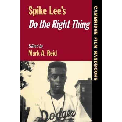 do the right thing by spike lee essay