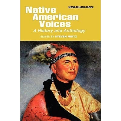 Native American Voices: A History & Anthology by Steven ...