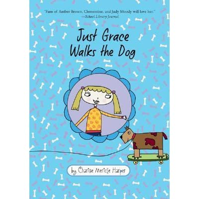 Just Grace Walks The Dog Book