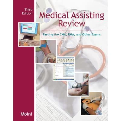 medical assisting review passing the cma rma amp other