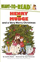 Henry and Mudge and a Very Merry Christmas (Henry & Mudge, #25)
