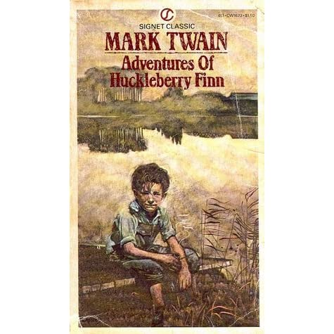 a review of mark twains novel the adventures of huckleberry finn On its surface, mark twain's the adventures of huckleberry finn is a   huckleberry finn parodies adventure novels, politics, religion, the hatfields and  the.
