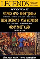 Legends: Stories By The Masters of Modern Fantasy (Legends, #1)