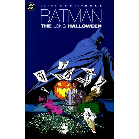 Batman the long halloween by jeph loeb reviews discussion