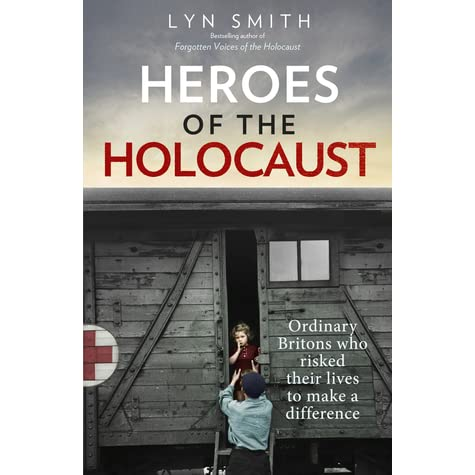 Heroes of the holocaust book report