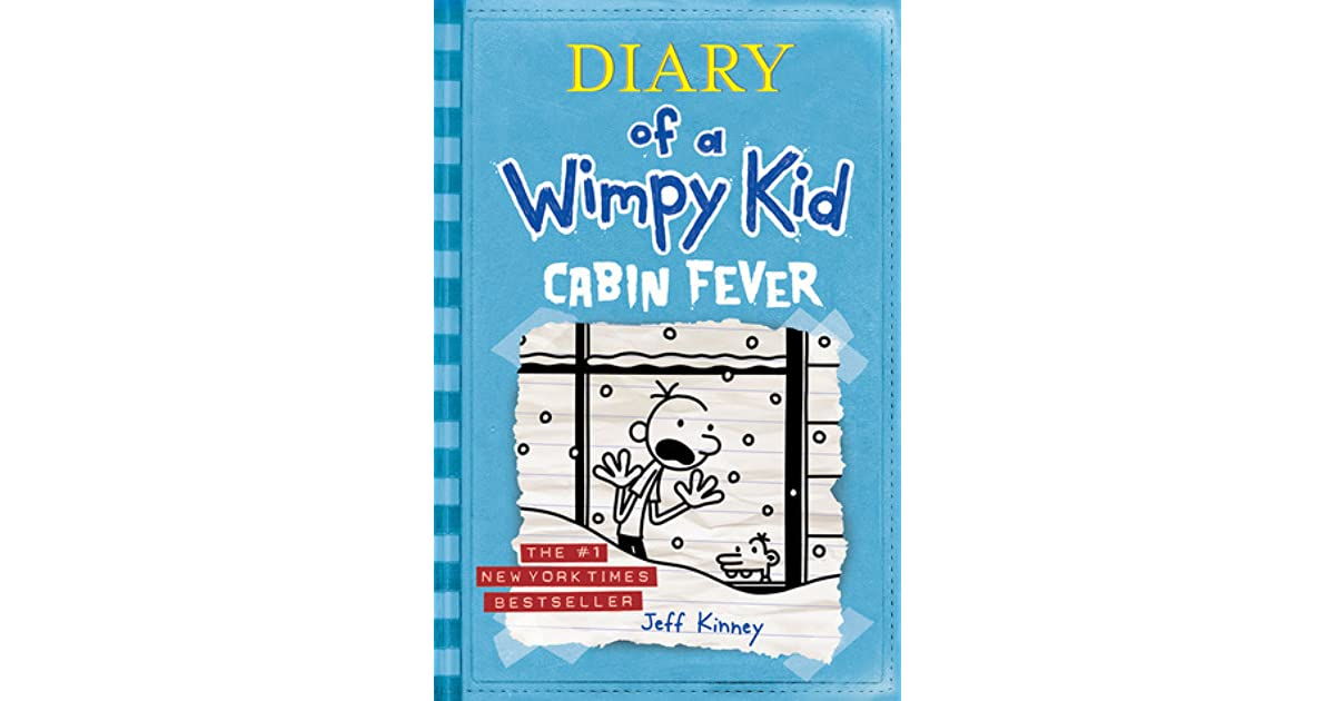 Diary Of A Wimpy Kid Cabin Fever Reading Level 28 Images