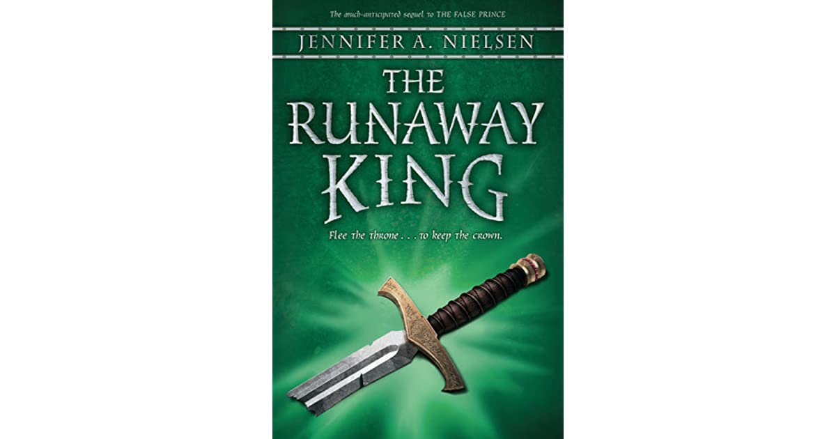 the runaway king The runaway king by: jennifer a nielsen narrated by: charlie mcwade  series: ascendence, book 2 length: 8 hrs and 27 mins release date: 03-01-13.