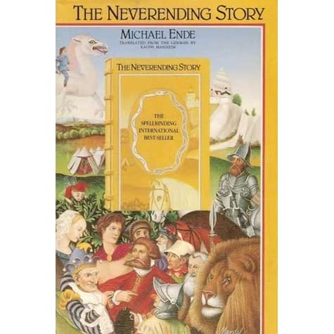 The Neverending Story Essay Topics & Writing Assignments