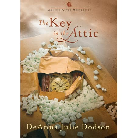 The Key In The Attic Annie S Attic Mysteries 16 By