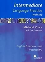 Intermediate Language Practice: With Key