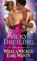 What a Wicked Earl Wants (The Sinful Scoundrels, #1)