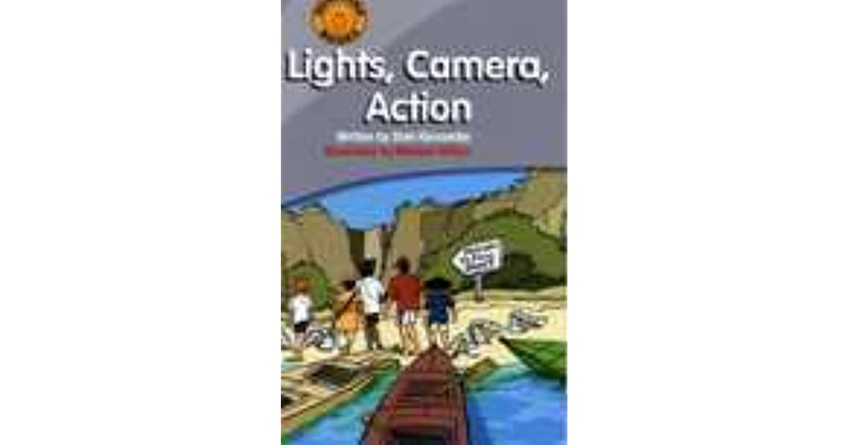 Lights Camera Action Quotes: Lights, Camera, Action By Dale Harcombe