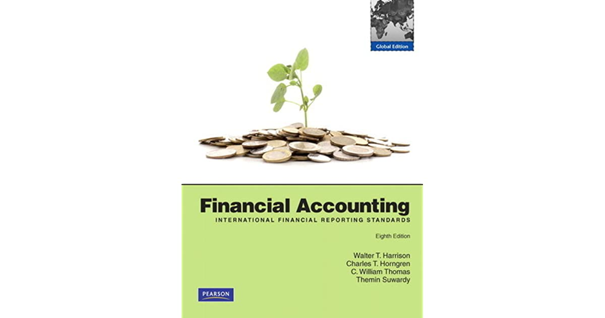 international financial reporting standard book