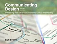 Communication design developing Web Site documentation for Design and planning