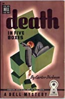 Death in Five Boxes (Sir Henry Merrivale, #7)