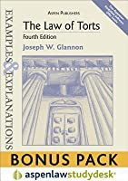 The Law of Torts: Examples & Explanations