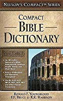 Nelson's Compact Series: Compact Bible Dictionary